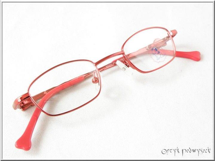 69f3ccc7847c80 Okulary dla dziecka Woolfy 303 na Bazarek.pl